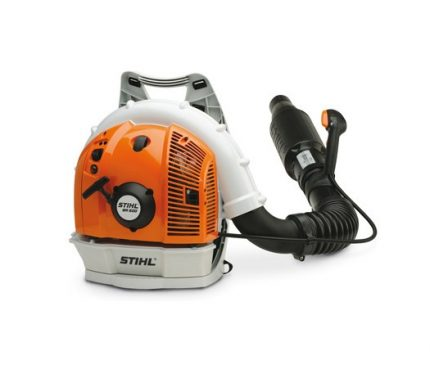Stihl Low-Noise Professional 4-MIX Backpack Blower BR 500